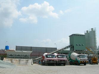 Trạm trộn bê tông 3MEO1500N concrete mixer