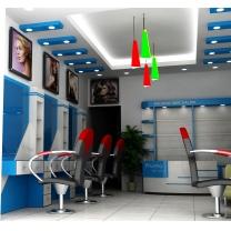 Trang Trí Salon Tóc