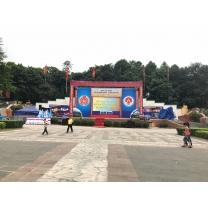 Tổ chức khai mạc lễ hội đền Hùng