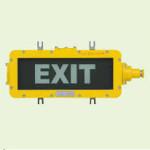 Đèn Exit phòng nổ