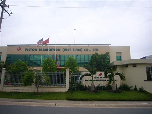 Nhà xưởng Vector Fabrication