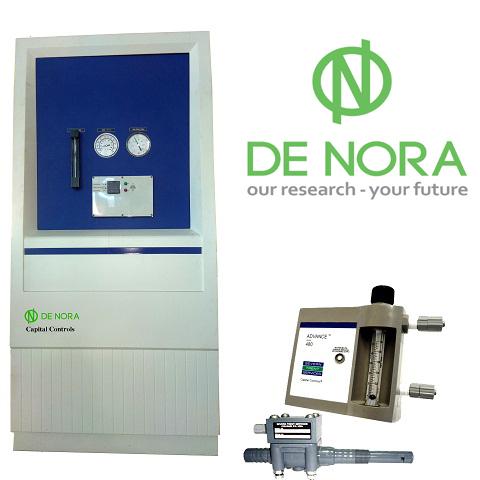 Bảo trì bảo dưỡng máy châm Clo De Nora