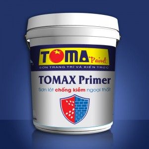 Sơn lót chống kiềm ngoại thất TOMAX Primer