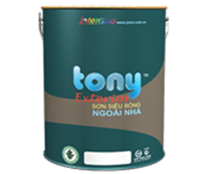 TONY®EXT Sơn ngoại thất cao cấp