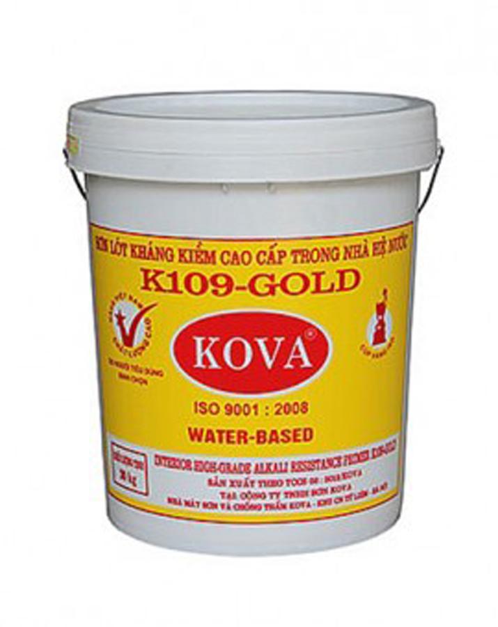 Sơn lót kháng kiềm cao cấp trong nhà – K109 – Gold