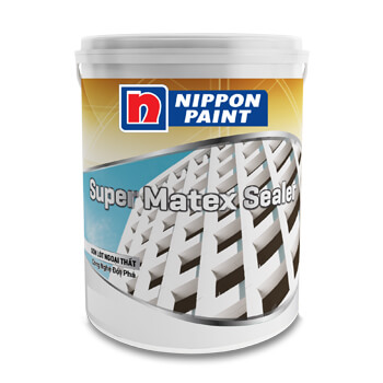 Sơn Lót Ngoại Thất Super Matex Sealer