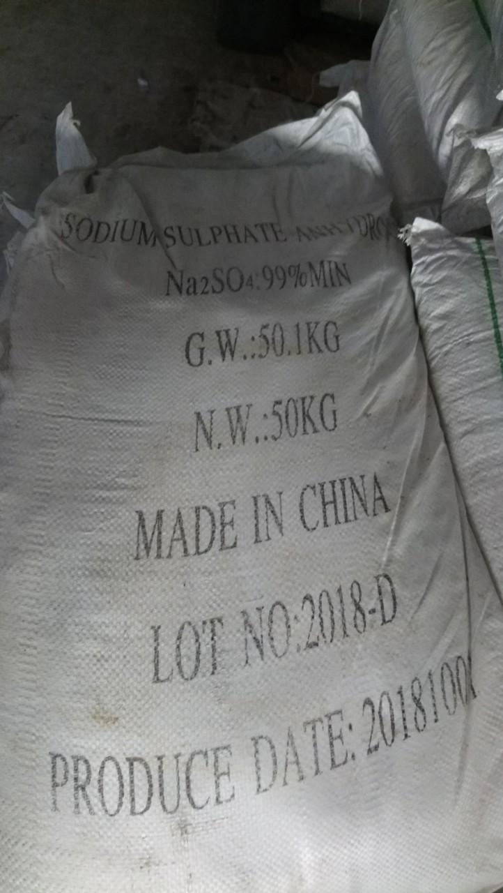Hóa chất tẩy rửa Sodium Sulfate