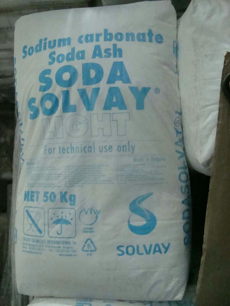 Soda Aht Light Na2CO3