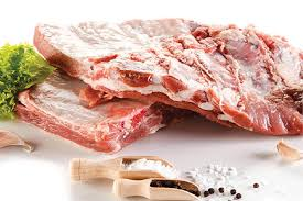 Thịt heo nhập khẩu