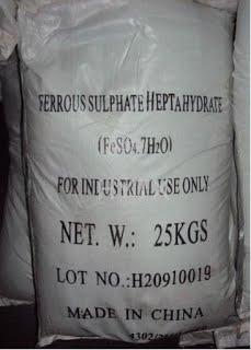 Ferrous sulfate Phèn Sắt