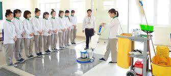vệ sinh công ti