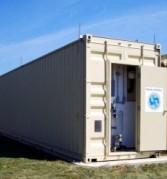 Container xử lý nước thải