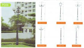 Cột đèn