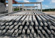 Cột điện bê tông ly tâm thường và dự ứng lực 02