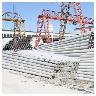 Cột điện bê tông cốt thép ly tâm dự ứng lực trước 14m