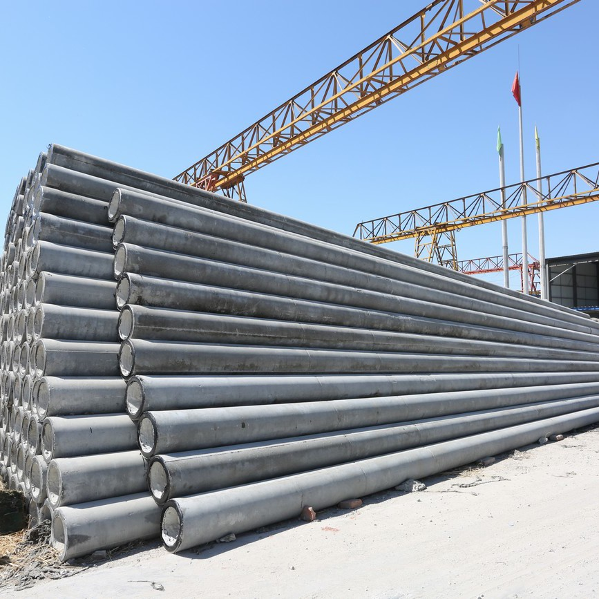 Cột điện bê tông cốt thép ly tâm dự ứng lực trước 8,5m