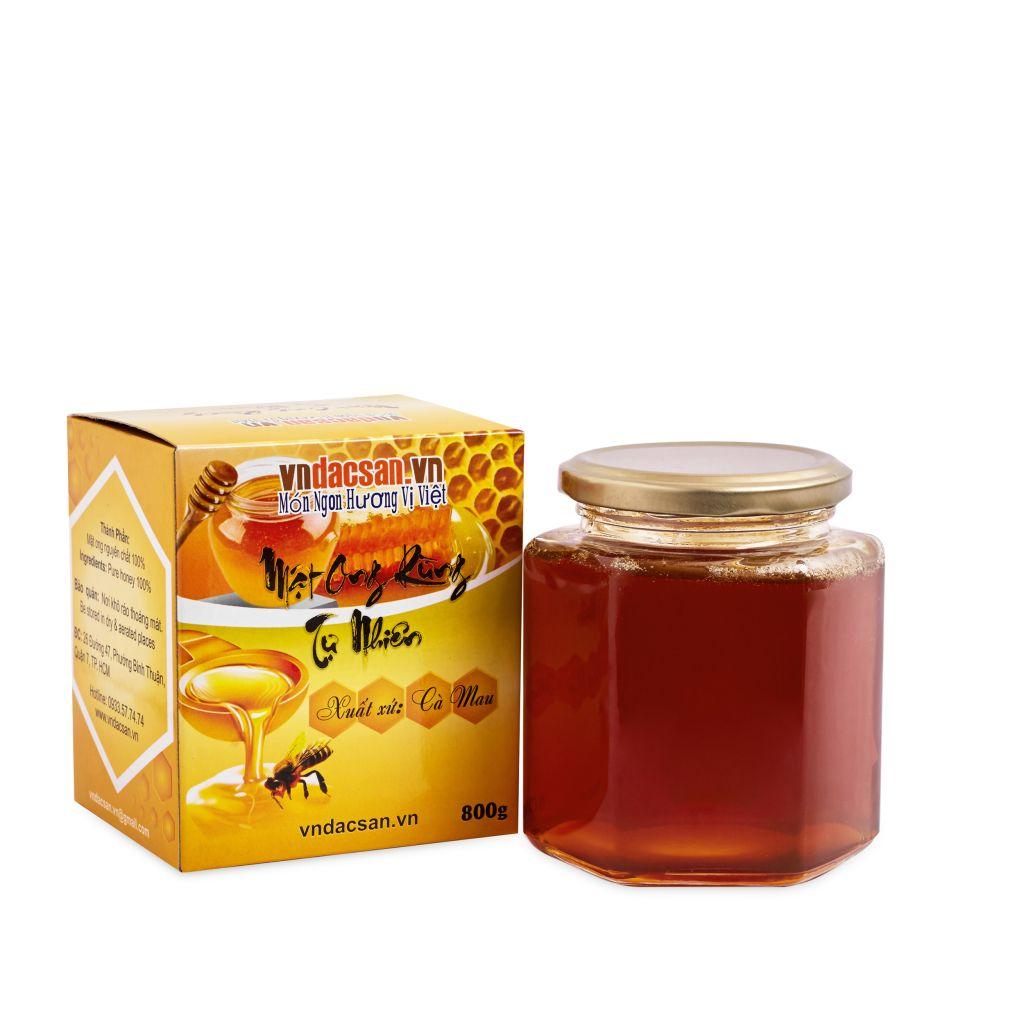 Mật ong rừng thiên nhiên