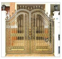Cửa cổng hợp kim nhôm G030