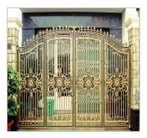 Cửa cổng hợp kim nhôm G038