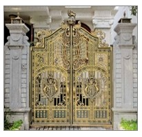 Cửa cổng hợp kim nhôm G052