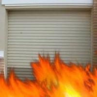 Cửa cuốn chống cháy
