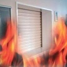 Cửa cuốn chống cháy CC01-C