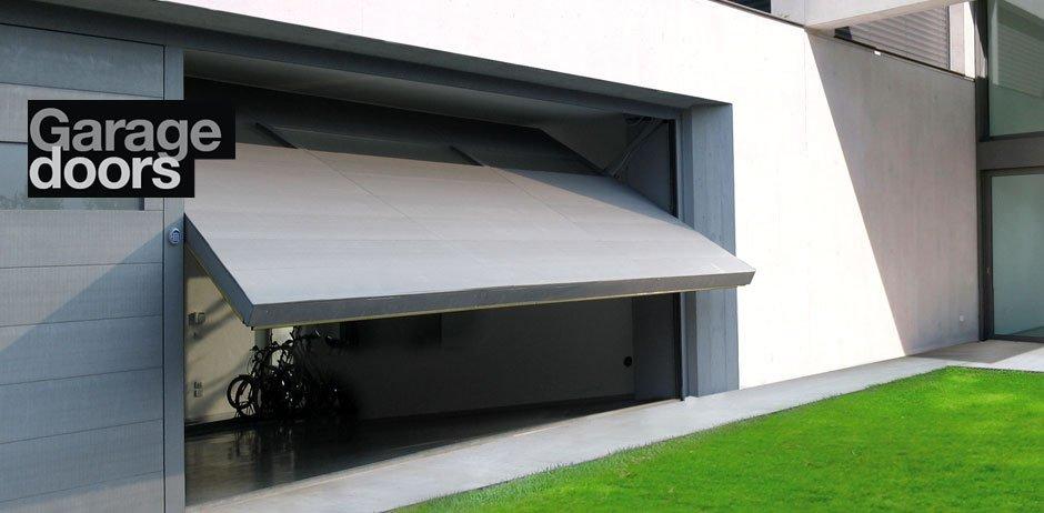 Cửa nâng garage