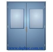 Cửa thép an toàn DP - SD2002
