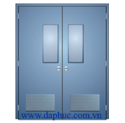 Cửa thép an toàn DP - SD2007