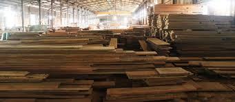Cưa xẻ gỗ và bảo quản gỗ