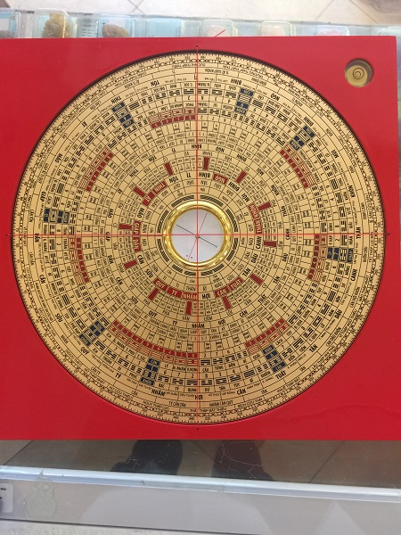 La Kinh Tiếng Việt Phong Thủy
