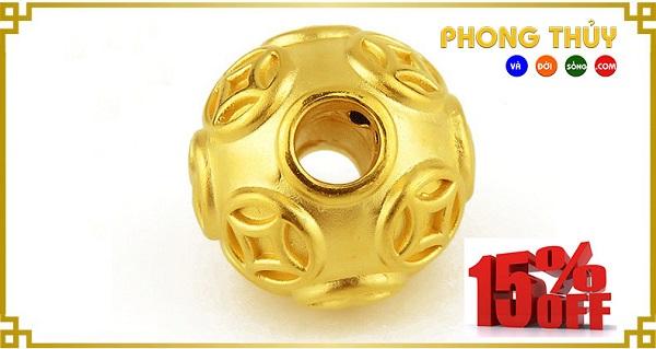 Charm Bi Vàng Chiêu Tài 9999 - CT1690