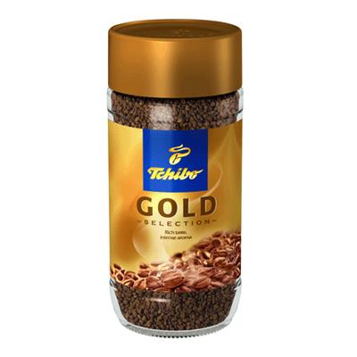 Cà phê tan Tchibo nguyên chất