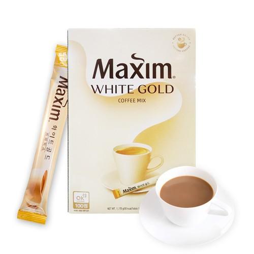 Cà Phê Maxim White Gold HQ