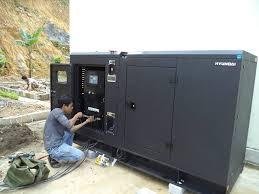Cung cấp - lắp đặt máy phát điện