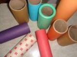 Cuộn ống giấy