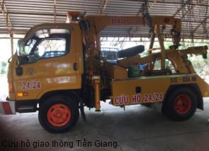 Cứu hộ giao thông Tiền Giang