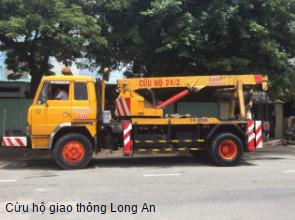 Cứu hộ giao thông Long An