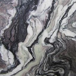 Đá marble tranh sơn thuỷ