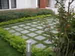 Đá sân vườn - Đá vỉa hè