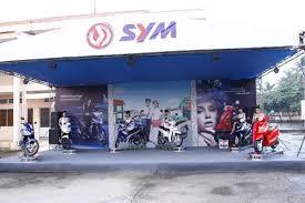 Đại lý 3S của hãng xe máy SYM