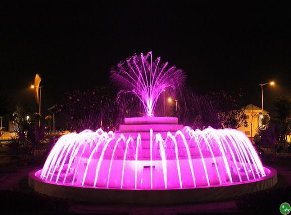 Đài phun nước nghệ thuật