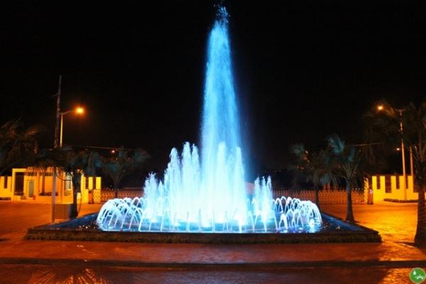 Đài phun nước sân vườn