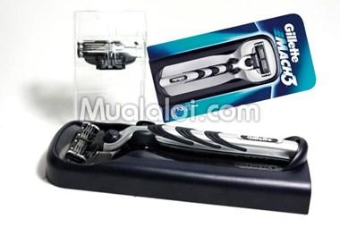 Dao cạo râu Gillette Mach 3