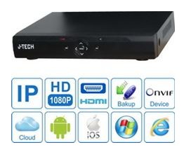 Đầu ghi Camera IP J-Tech