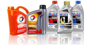 Dầu nhớt Total & Mobil