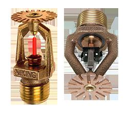 Đầu phun chữa cháy Sprinkler