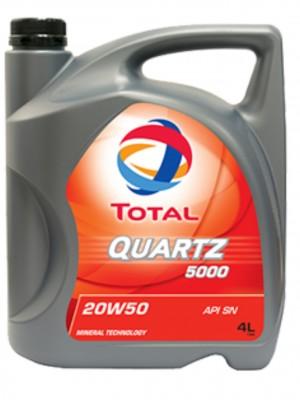 Dầu Total Quartz