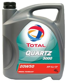 Dầu Total Quartz 3000