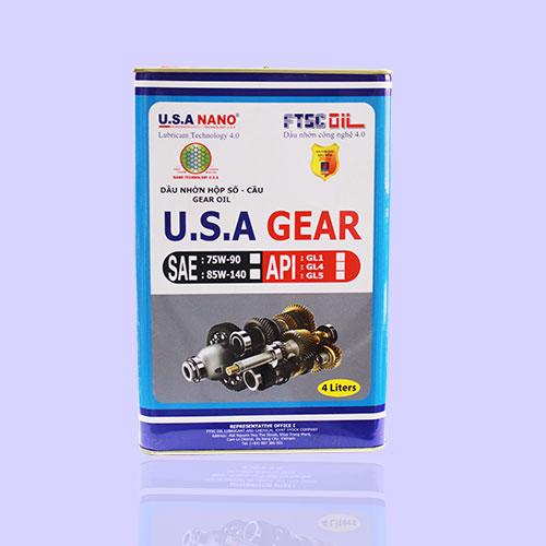 Dầu U.S.A GEAR 4L